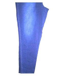 1822 Denim Dark Blue Skinny Jeans